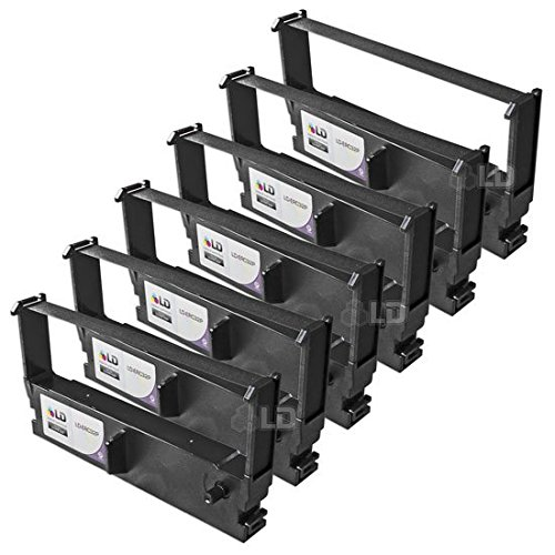 - LD Compatible POS Ribbon Cartridge Replacement for Epson ERC-32P (Purple, 12-Pack)