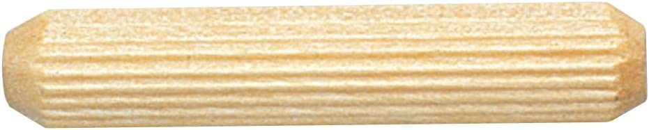 Wood Specialties 3//8 X 2 Multi-Groove Fluted Dowel Pin Pins /& Plugs Platte River 801101 300-pack