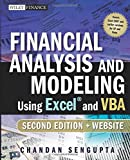 Financial Analysis and Modeling Using Excel and VBA, 2nd Edition