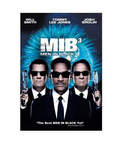 Price comparison product image Men in Black 3