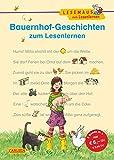 LESEMAUS zum Lesenlernen Sammelbände: Bauernhof-Geschichten zum Lesenlernen: Bild-Wörter-Geschichten – mit Bildern lesen lernen