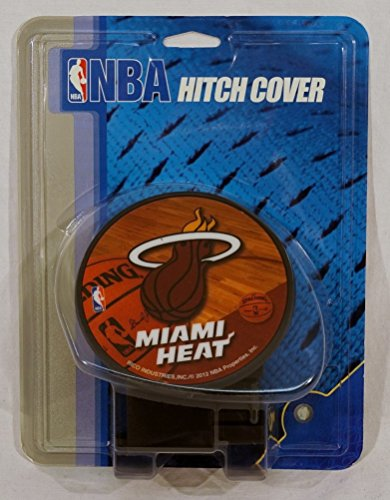 Rico Miami Heat NBA Basketball Economy Hitch Cover by Rico