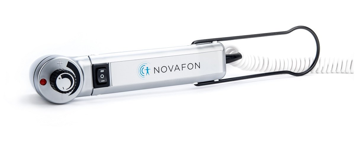 Novafon PRO SK 2 Intrasonic Novasonic Professional Massager Chrome