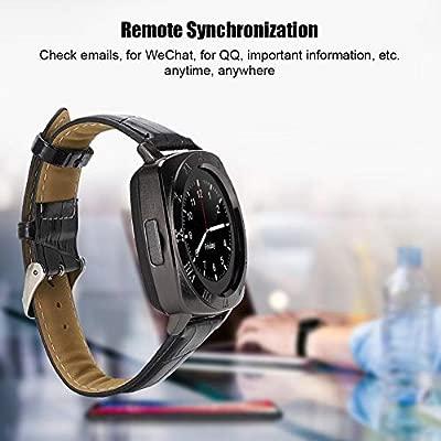 ASHATA X3 Fitness Smartwatch Monitorización del sueño ...
