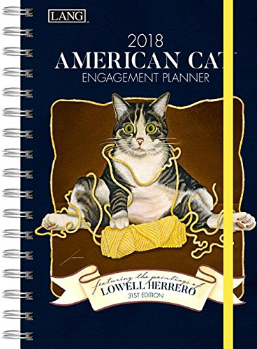 American Cat 2018 Planner