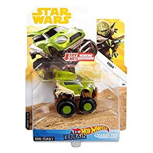 upc 887961534092 product image for Hot Wheels Star Wars Yoda Vehicle | barcodespider.com