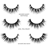 Velour Whispie Collection (3 Pairs of Mink Lashes)