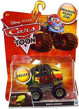 Exclusive Oversized Carian Miniature Voiture Rasta Pixar Cars Toon Véhicule Cast Disney Die Car w8XPn0Ok