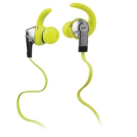 a6f44c35fbd Monster iSport Victory In-Ear Headphone - Green: Amazon.co.uk: Hi-Fi &  Speakers