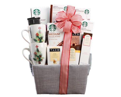 Wine Country Gift Baskets Starbucks Splendor