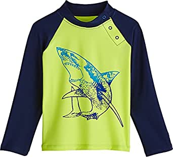 Coolibar upf 50 baby rash guard sun for Baby rash guard shirt