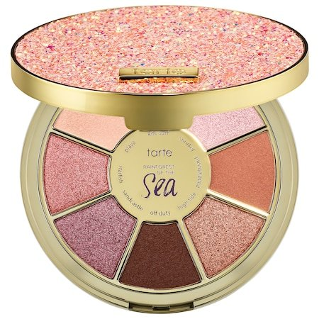 """Sizzle Eyeshadow Palette - Rainforest Of The Seaâ"""" Collection from Tarte"""