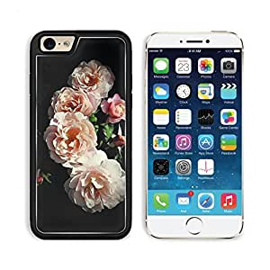 Roses Flowers Buds Garden Black Background Apple iPhone 6 TPU Snap Cover Premium Aluminium Design Back Plate Case Customized Made to Order Support Ready Liil iPhone_6 Professional Case Touch Accessories Graphic Covers Designed Model Sleeve HD Template Wallpaper Photo Jacket Wifi Luxury Protector Wireless Cellphone Cell Phone
