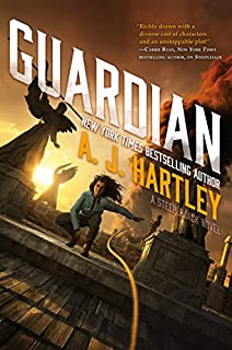 Book Cover: Guardian: Book 3 in the Steeplejack series