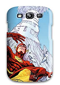 New Style Perfect Justice League Case Cover Skin For Galaxy S3 Phone Case