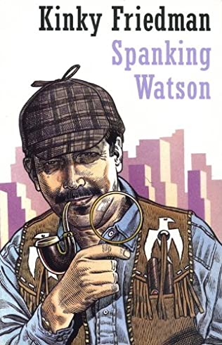 book cover of Spanking Watson