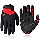FIRELION Unisex Outdoor Gel Touch Screen Cycling Gloves Bike Bicycle MTB DH Downhill Off Road Glove