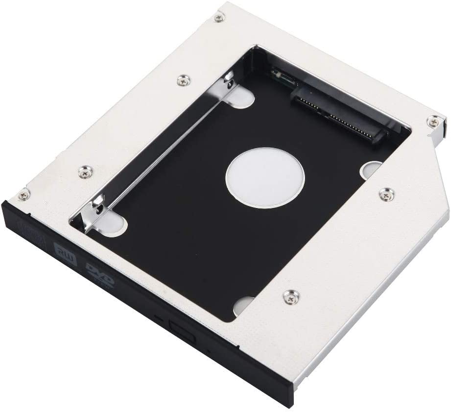 Deyoung 2nd HDD SSD Hard Drive Caddy for iMac A1312 A1311 2012 2011 2010 swap SuperDrive DVD