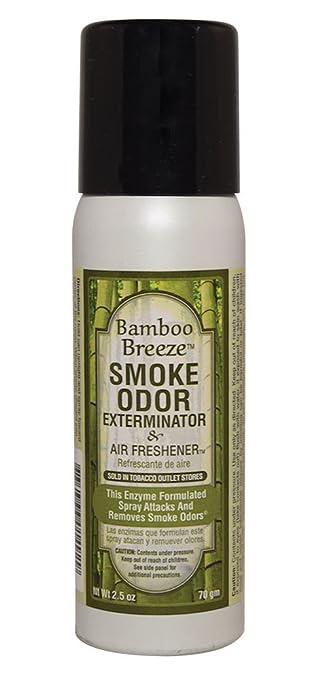 Amazon.com: Bamboo Breeze - 12pc Box - Smoke Odor Aerosol ...