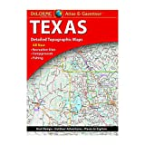 DeLorme® Texas Atlas & Gazetteer (Delorme Atlas & Gazetteer)