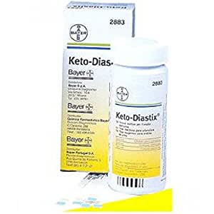 Ketodiastix Glico/Cheto 50Stris