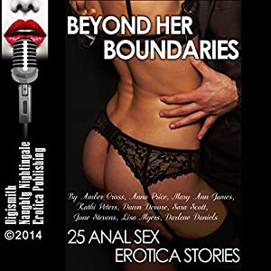 Beyond Her Boundaries Audiobook