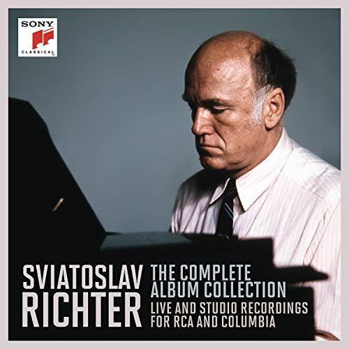Sviatoslav Richter: Complete Album Collection