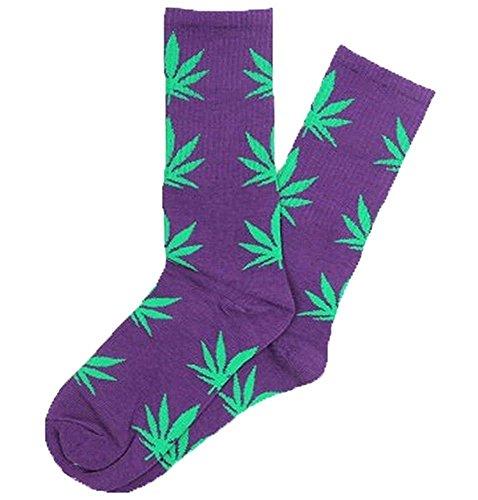 Spring Fever Unisex Marijuana Weed Leaf Printed