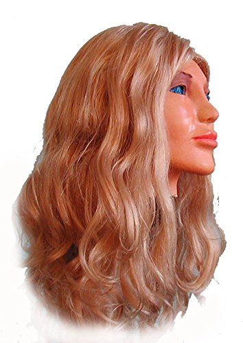 Yuki Diva Realistic Female Foam Latex Mask Black -