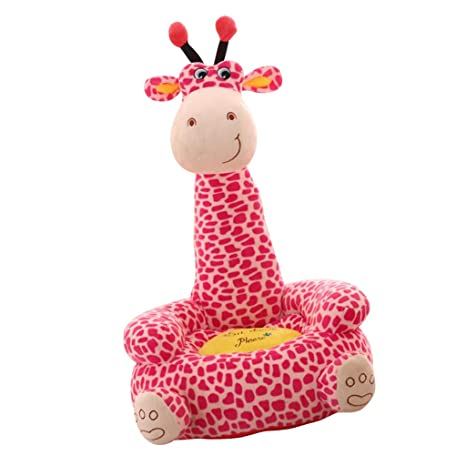 Amazon.com: Flameer Bebé Niños Animal Puf Sofá Silla ...