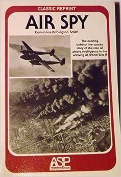 Book Air Spy by Constance Babington Smith (1985-12-01)