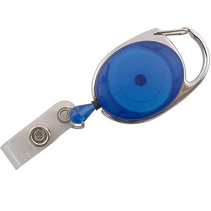 Schniebel Technology REKO 220 - Yo-yo portatarjetas con gancho y cinta