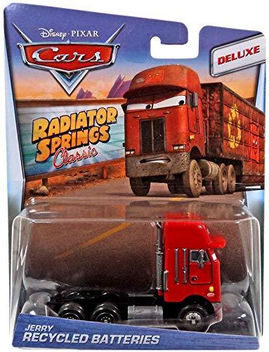 Amazon Com Disney Pixar Cars Radiator Springs Classic Deluxe Jerry