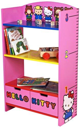 Hello Kitty Measure-Me Kids Bookcase