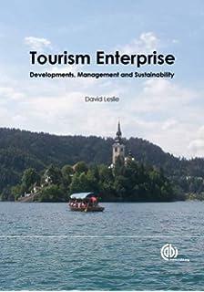tourism enterprises and sustainable development leslie david
