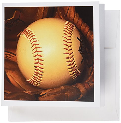3dRose Baseball Greeting inches gc 4387 1