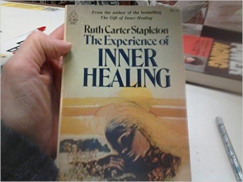 Book Experiencing Inner Healing