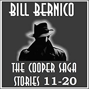 The Cooper Saga 02 Audiobook