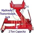2 Ton Hydraulic Transmission Floor Jack Lift 4000 LBS Low Profile