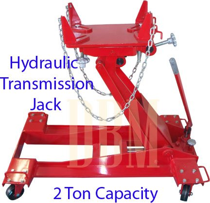 2-Ton-Hydraulic-Transmission-Floor-Jack-Lift-4000-LBS-Low-Profile