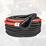 """Synthetic Winch Rope 3/8"""" x 85' - 26000 Ibs Winch"""
