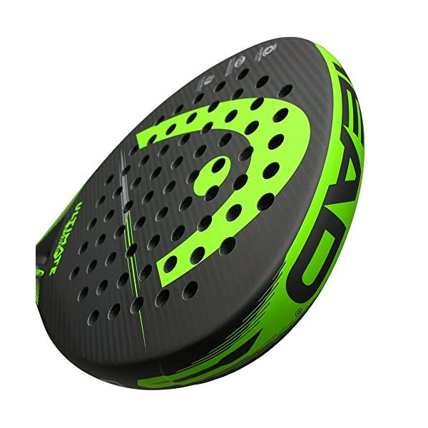 Head - Racchetta da Paddle Ultimate Power Green 2018. 3 spesavip