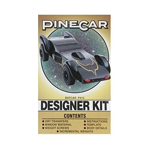 Designer Car Kit, Batcar ()