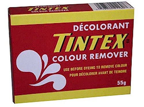 LOT OF 1 TINTEX BRAND COLOUR REMOVER - DECOLORANT NEW