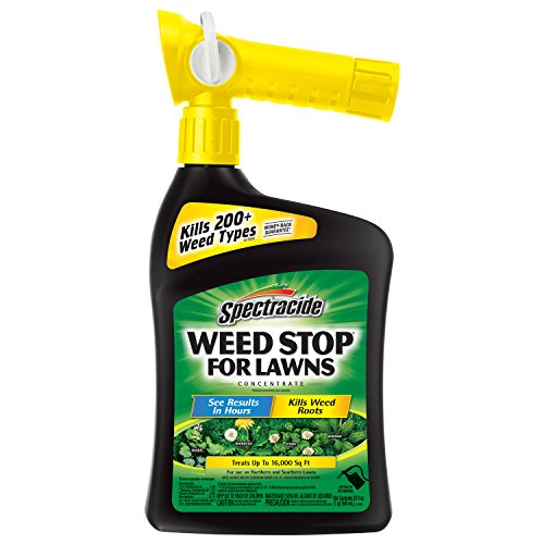 Spectracide Weed Stop For Lawns Concentrate, Ready-to-Spray, 32-Ounce, 6-pack