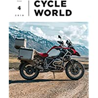 1-Year (4 Issues) of Cycle World Magazine Subscription