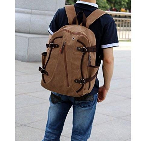 Multi Laidaye Black Leisure purpose Business Travel Shoulders Bag Backpack TwTXr1f