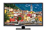 "Sceptre E246BV-SR 24"" LED HDTV HDMI, True Black"