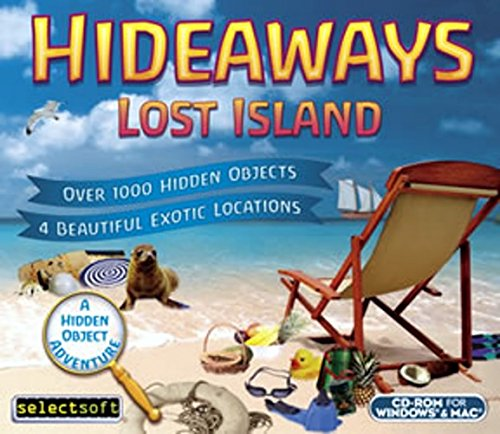 Hideaways: Lost Island