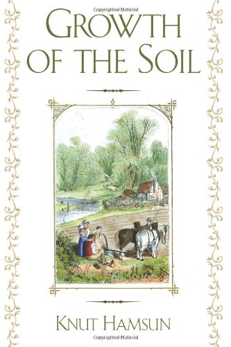 Growth Of The Soil Knut Hamsun Epub Nounciatosy